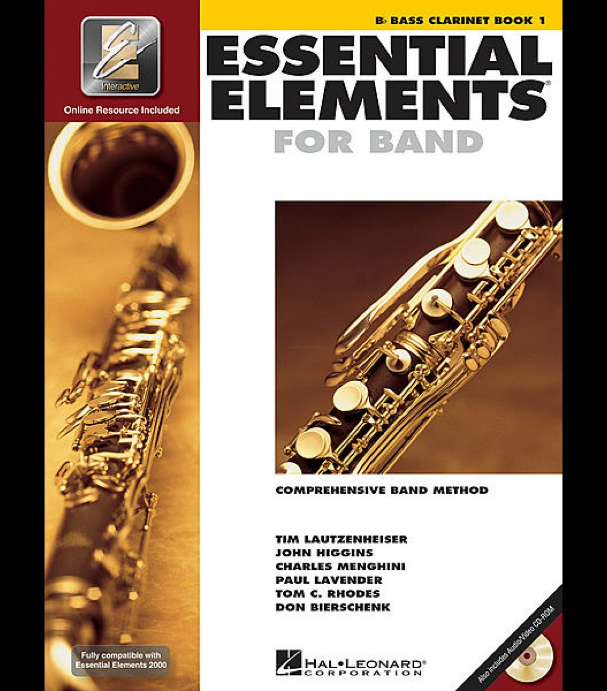 EE2000 Bass Clarinet Book 1