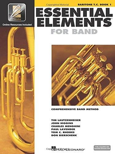 EE2000 Baritone T.C. Book 1