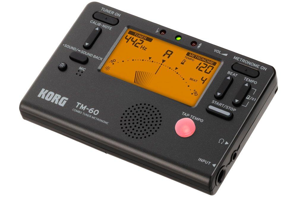 Korg TM-60B Metronome Tuner