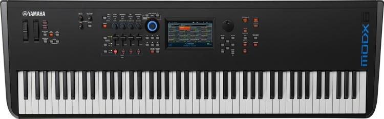MODX8  88 Key Synthesizer