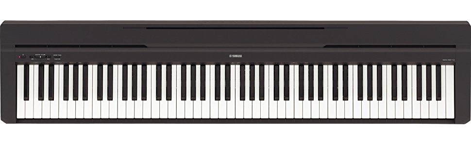 88 Key Blk Digital Piano