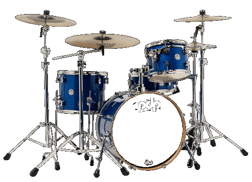 Concept Maple Blue Sparkle 20 Kick
