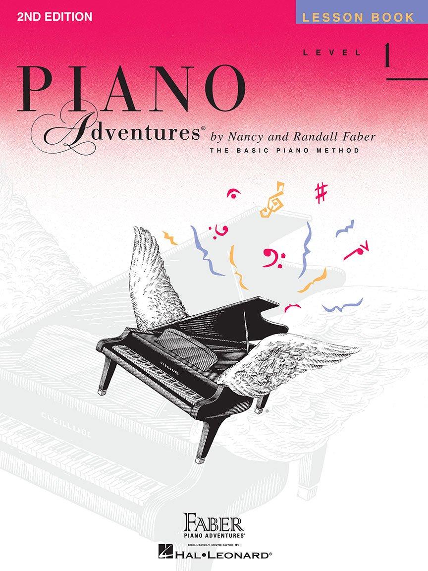 Piano Adventures Lesson - Level 1