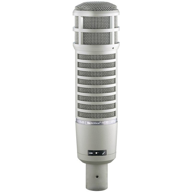 RE20 Dynamic microphone