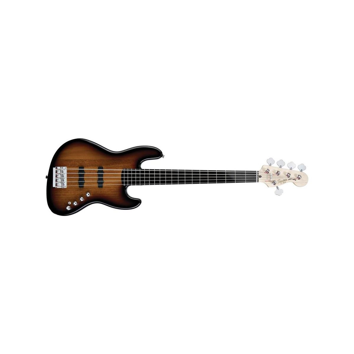 Squier Deluxe J Bass V Active 3TS