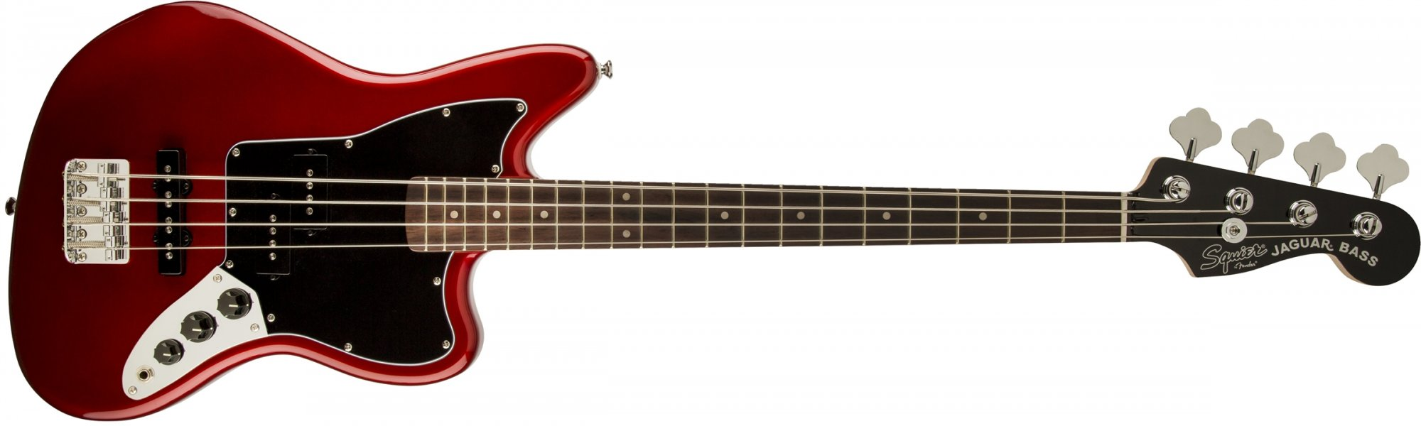 Squier Vintage Modified Jag Bass Spcl SS CAR