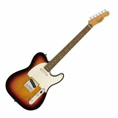 Squier Classic Vibe 60s CSTM Telecaster LRL 3TS