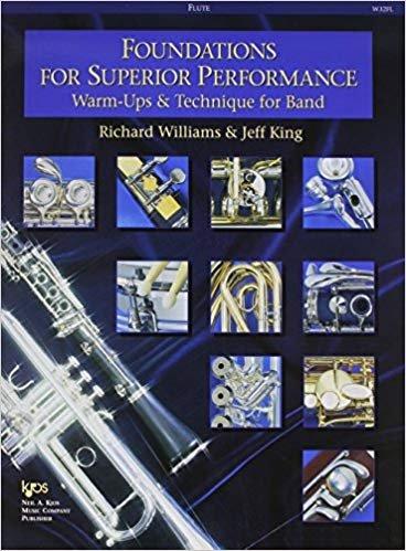 Foundations - Flute