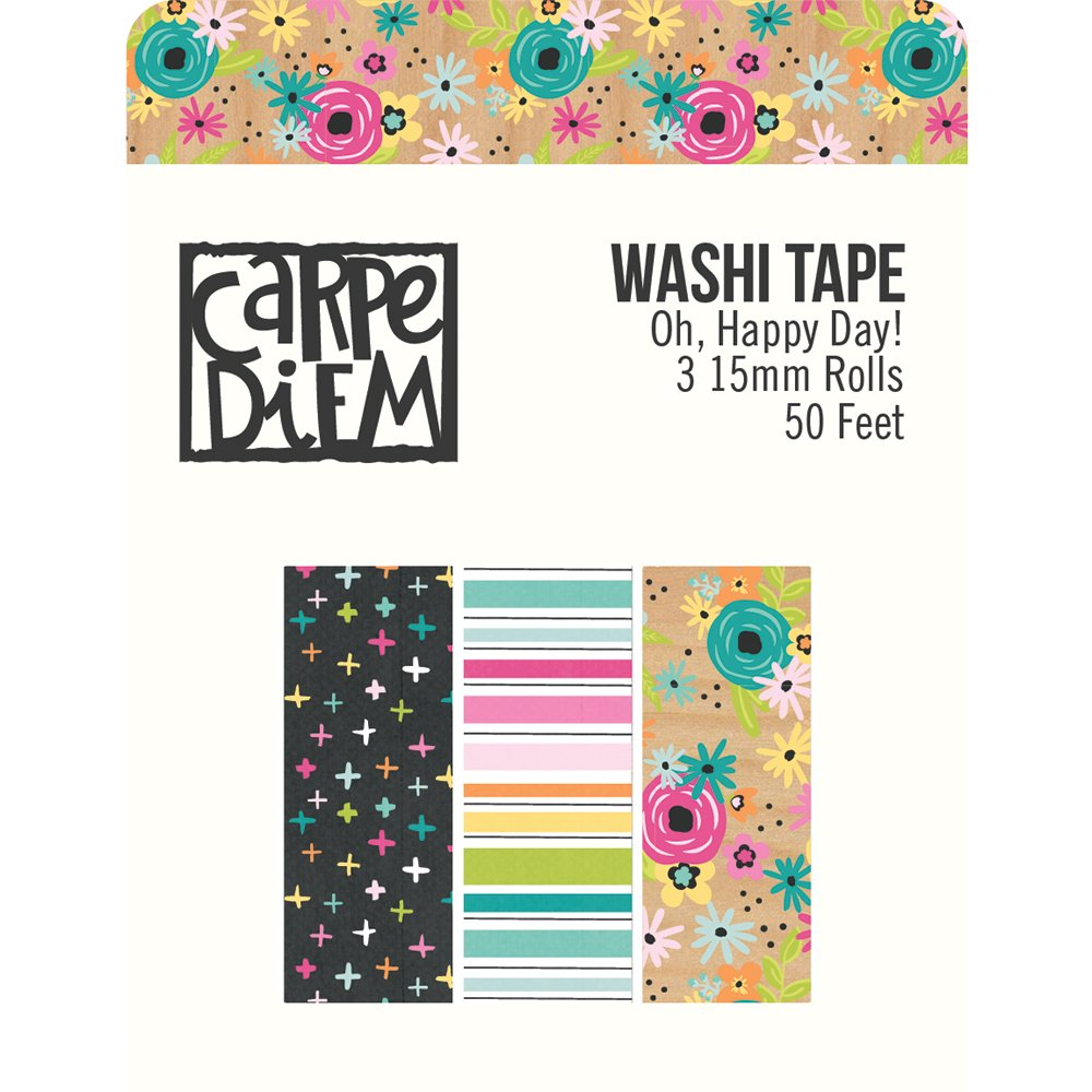 Simple Stories Oh Happy Day! Washi Tape