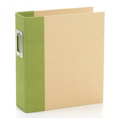 Simple Stories Snap 6x8 Binder - Green
