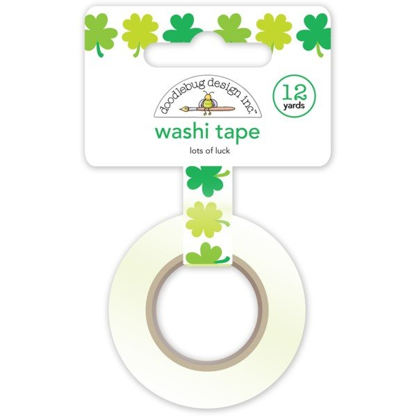 Washi Tape Lots of Luck