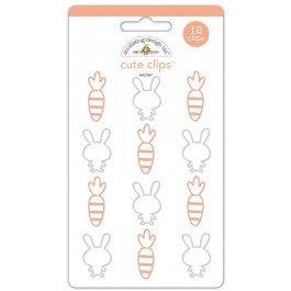 Doodlebug Hoppy Easter Cute Clips