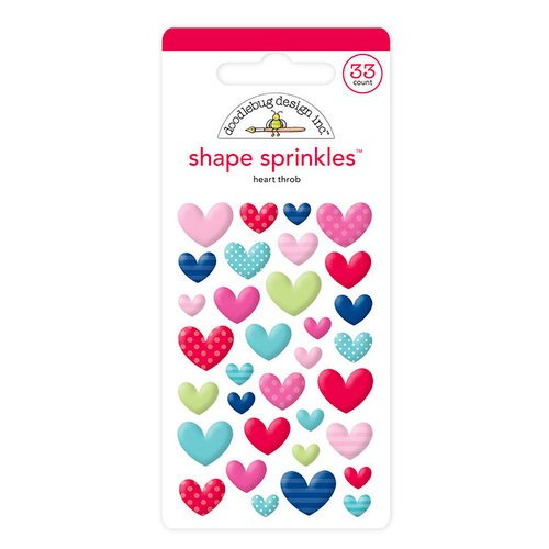 Shape Sprinkles Heart Throb