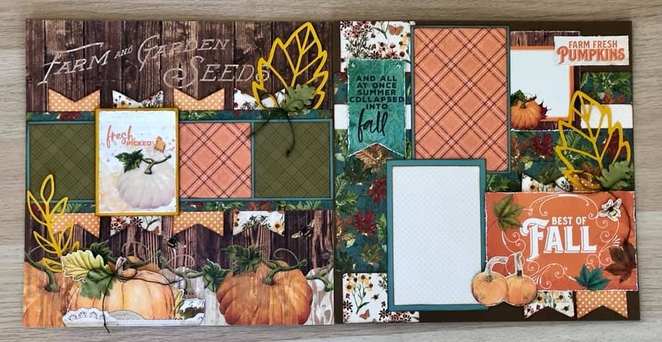 Layout Kit Best of Fall