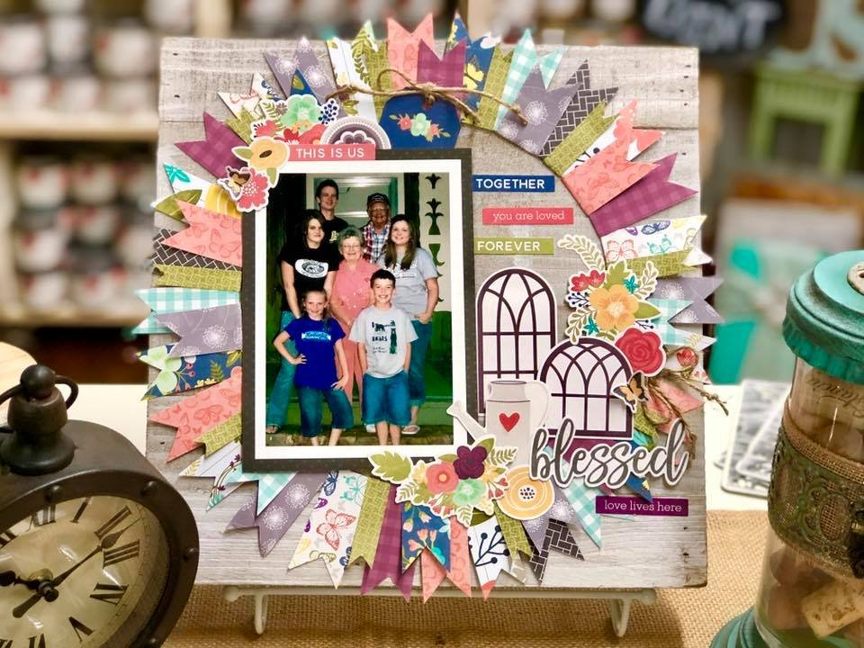Blessed Photo Decor Kit
