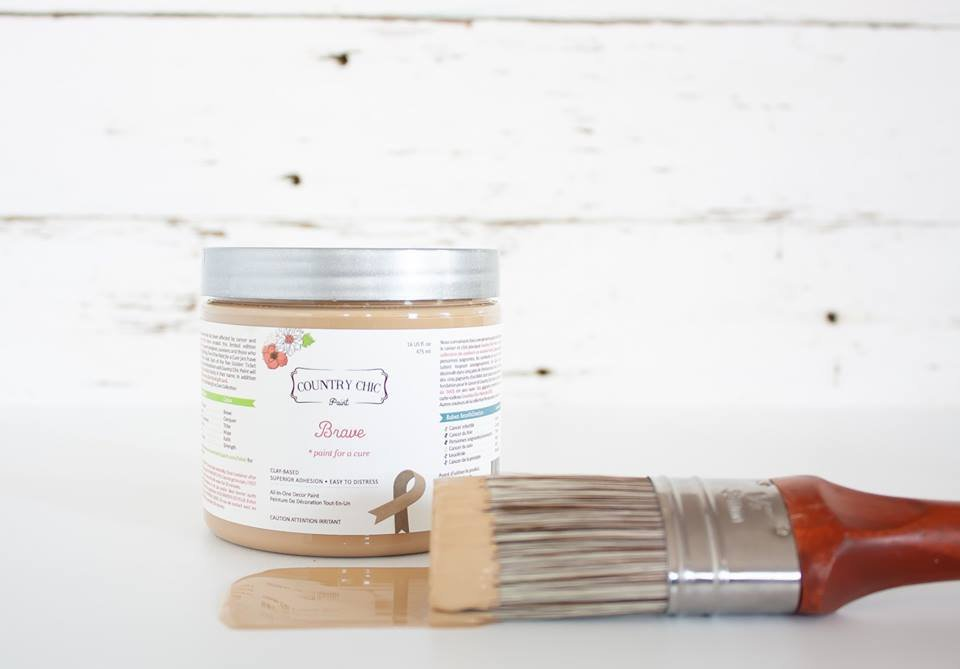 Country Chic Paint- All in One: Brave 16oz Paint - Limited Edition
