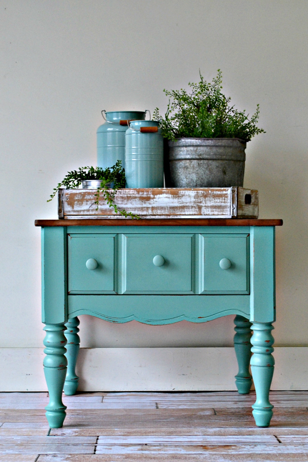Country Chic Paint- All in One: Bliss 4oz Paint