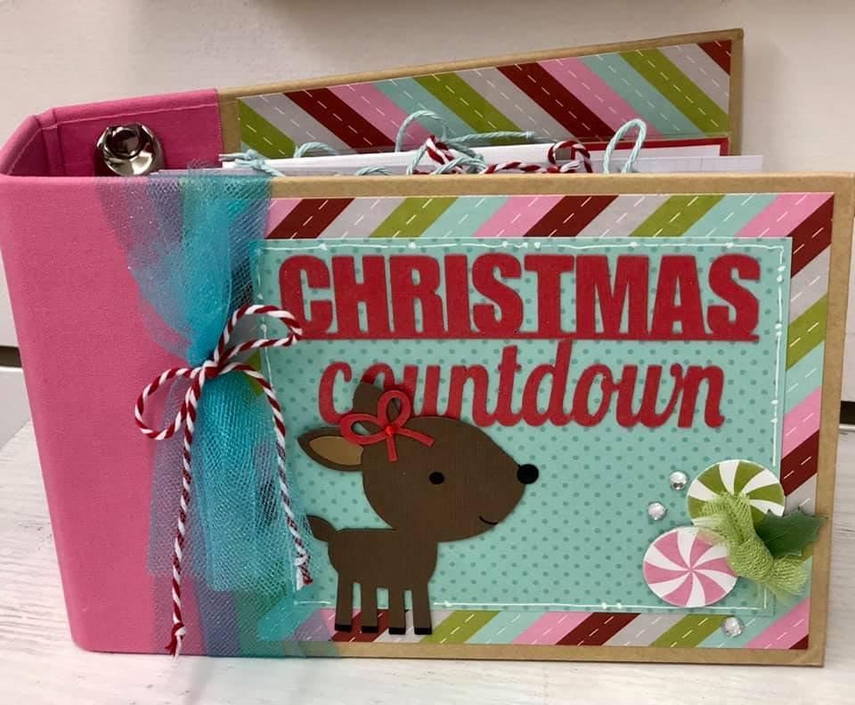 Christmas Countdown Insta Album