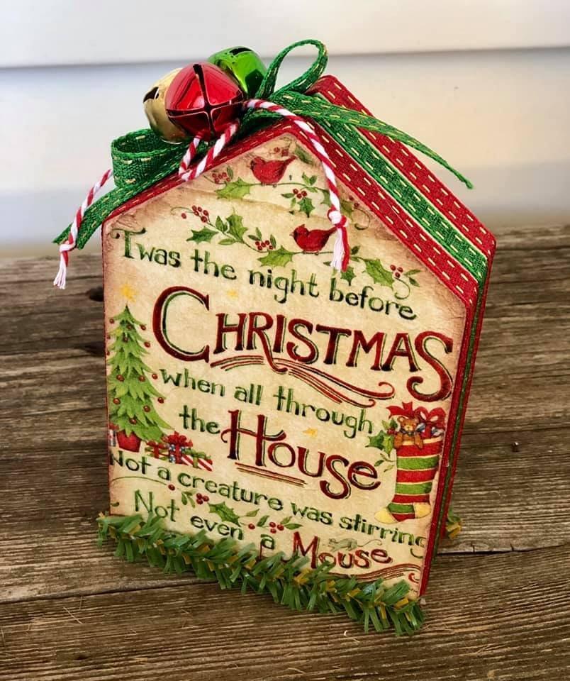 Christmas House DIY Kit *PRE-ORDER*