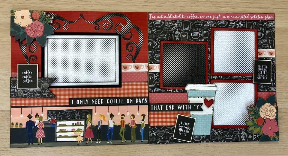 Layout Kit Coffee