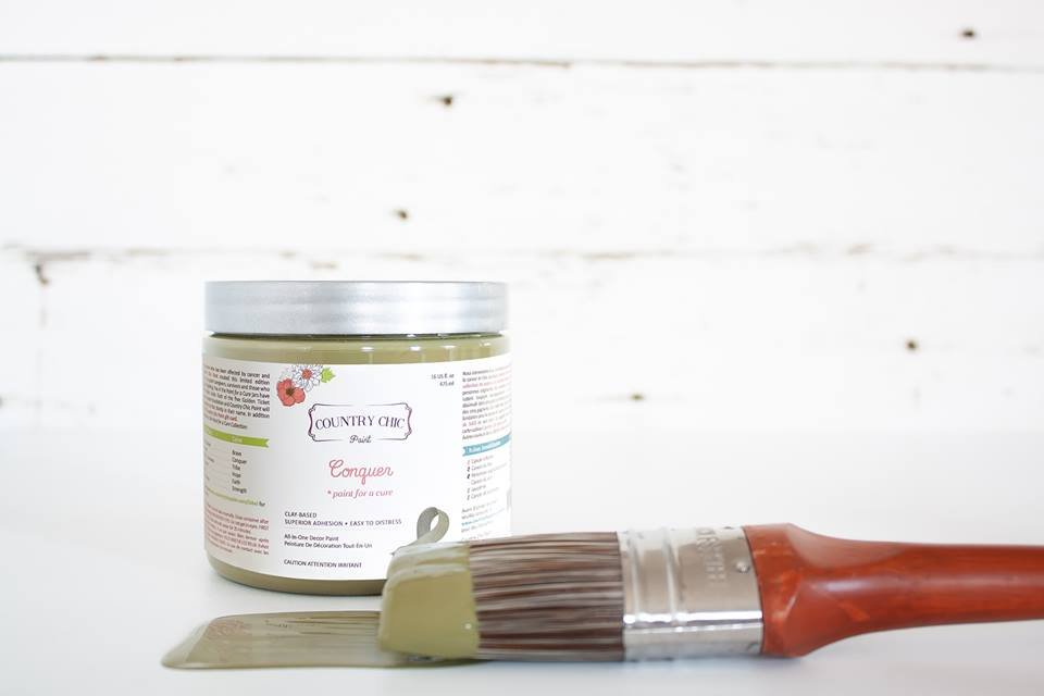 Country Chic Paint- All in One: Conquer 16oz Paint - Limited Edition