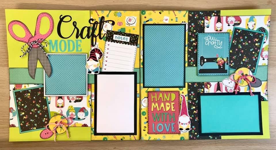 Layout Kit Craft Mode