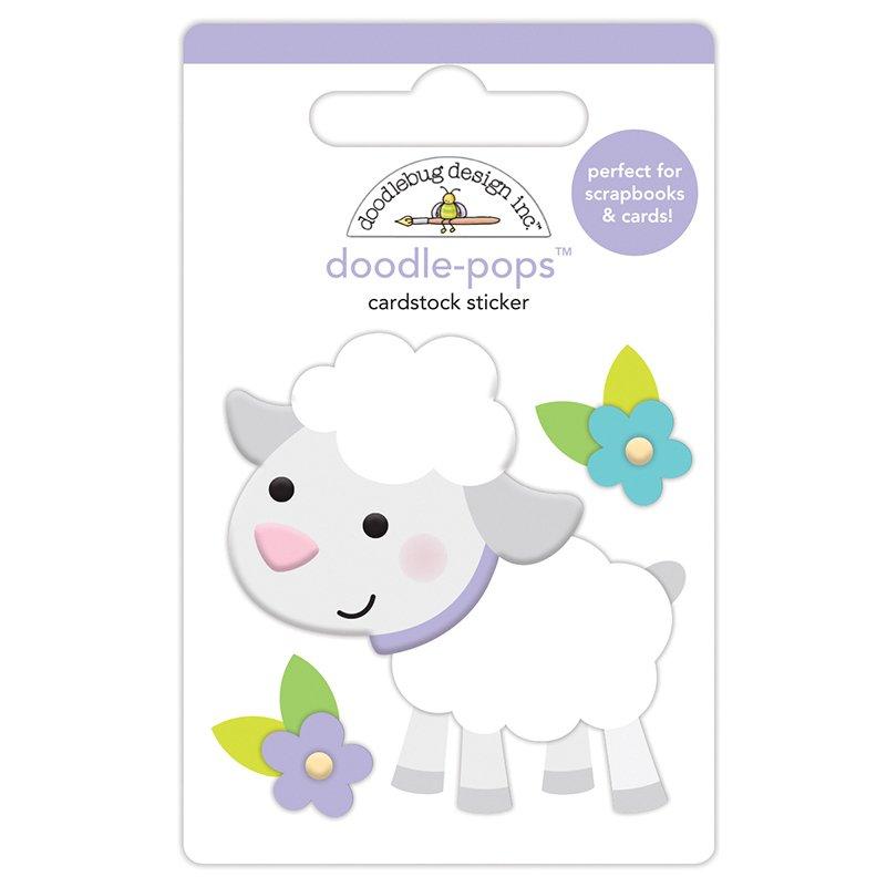 Doodle-pop Lamby