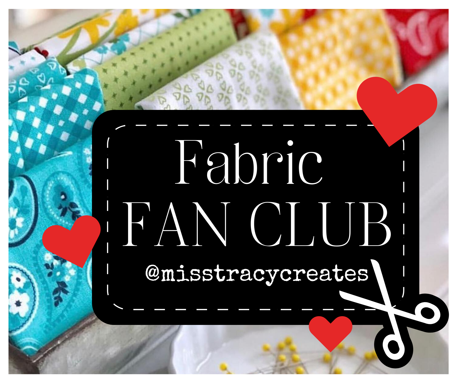 Fabric Fan Club - Subscription