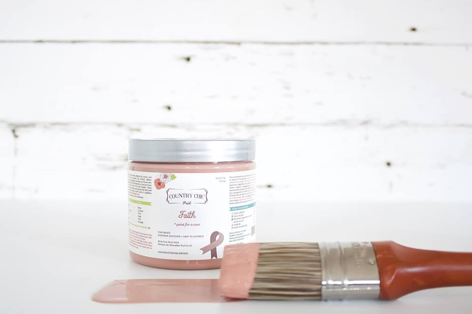 Country Chic Paint- All in One: Faith 16oz Paint