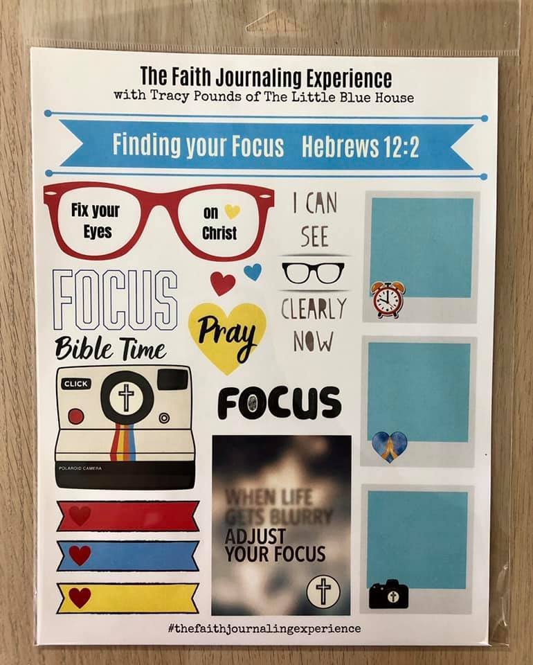 FJE Finding you Focus Journaling Kit
