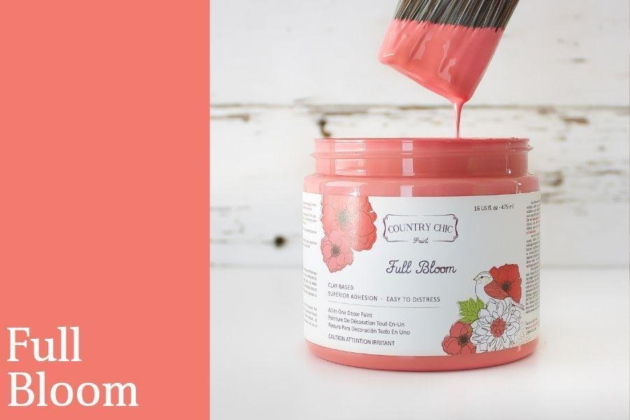 Country Chic Paint- All in One: Full Bloom 16oz Paint