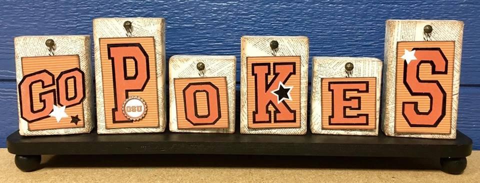 Spirit Tags Kit: Go Pokes