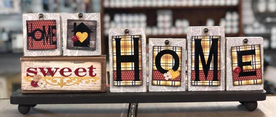 Seasonal Tags Kit: Home Sweet Home