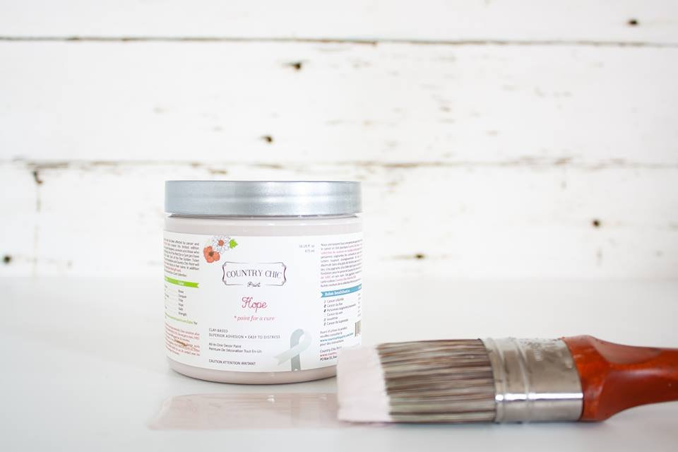 Country Chic Paint- All in One: Hope 16oz Paint