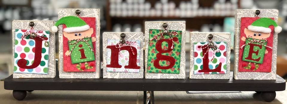 Seasonal Tags Kit: Jingle