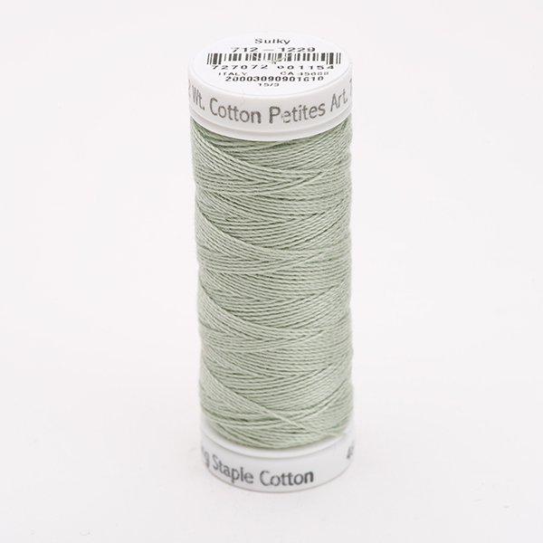 Sulky 12 Wt. Cotton Petites - Lt. Putty - 50 yd. Spool #712-1229