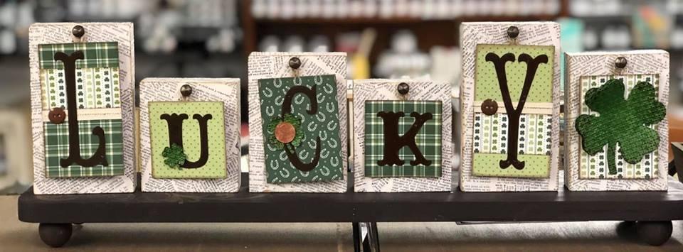 Seasonal Tags Kit: Lucky