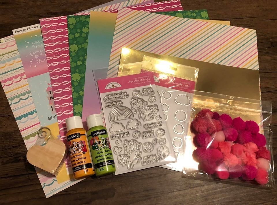 Lucky Charm Stamper's Bundle