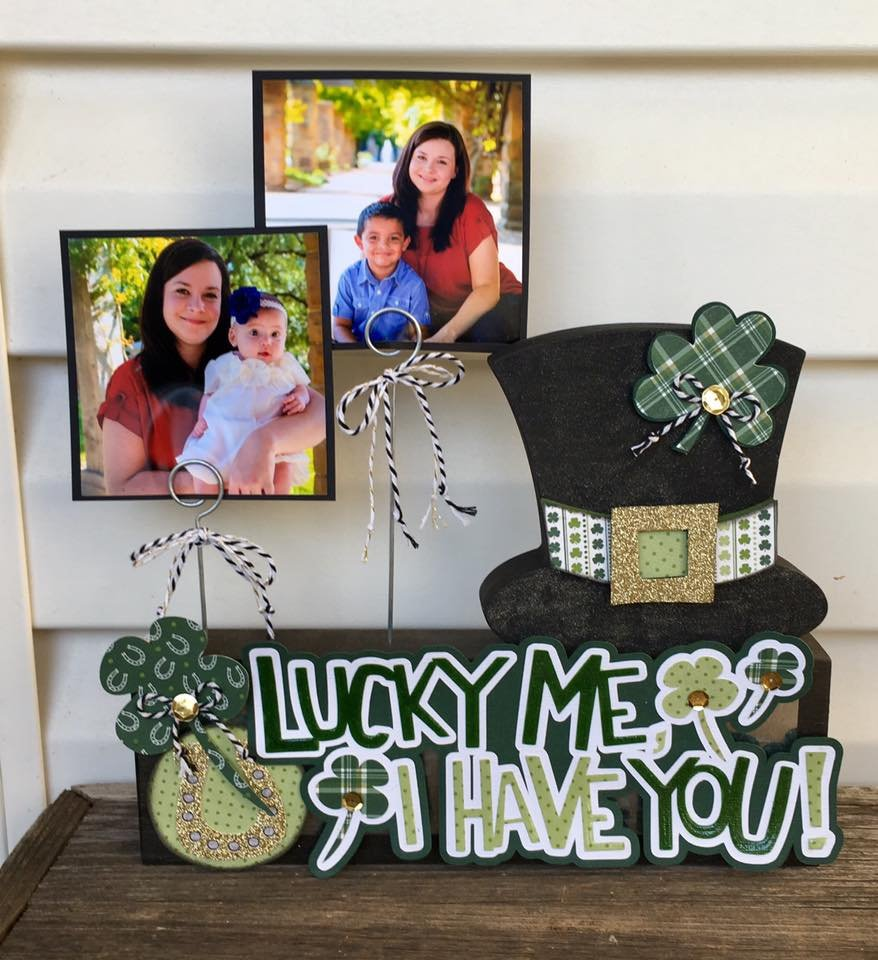 Photo Block Kit - Lucky