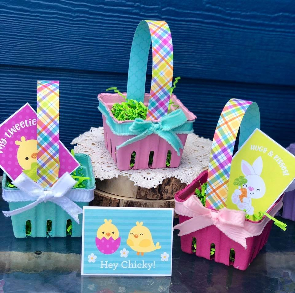 Make it: Easter Treat Basket Kit