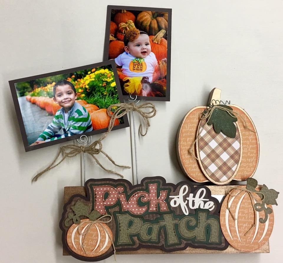 Photo Block Kit - Pick of the Patch