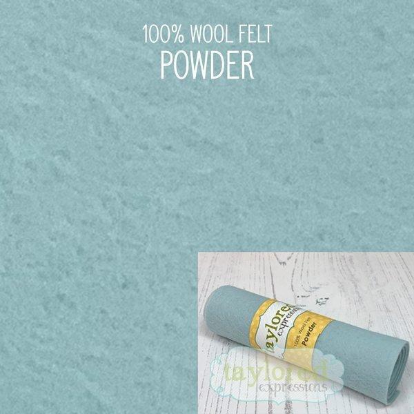TE Felt- Powder