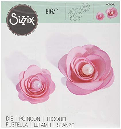Sizzix Bigz 3D Flower Die