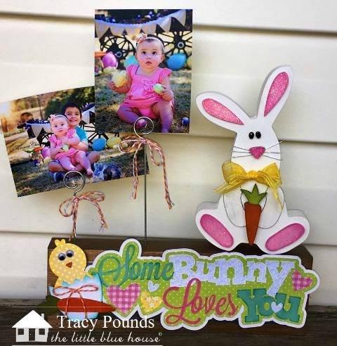 Photo Block Kit - Bunny