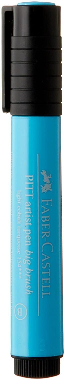 Faber Castell Stamper's Big Brush Pen - Blue