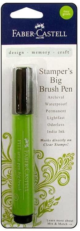 Faber Castell Stamper's Big Brush - Green