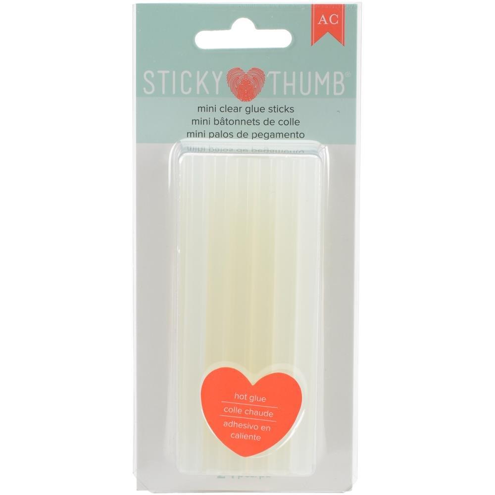 American Craft Sticky Thumb Hot Glue Sticks