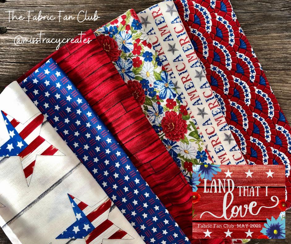 Fabric Fan Club - Subscription