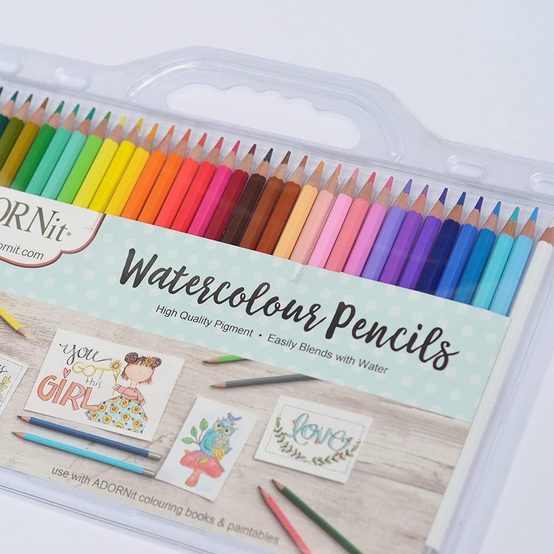 Adornit- Watercolor Pencil Set