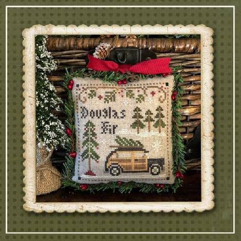 Jack Frost's Tree Farm - Part Two - Douglas Fir